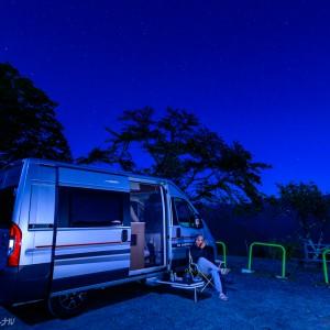月夜見第一駐車場