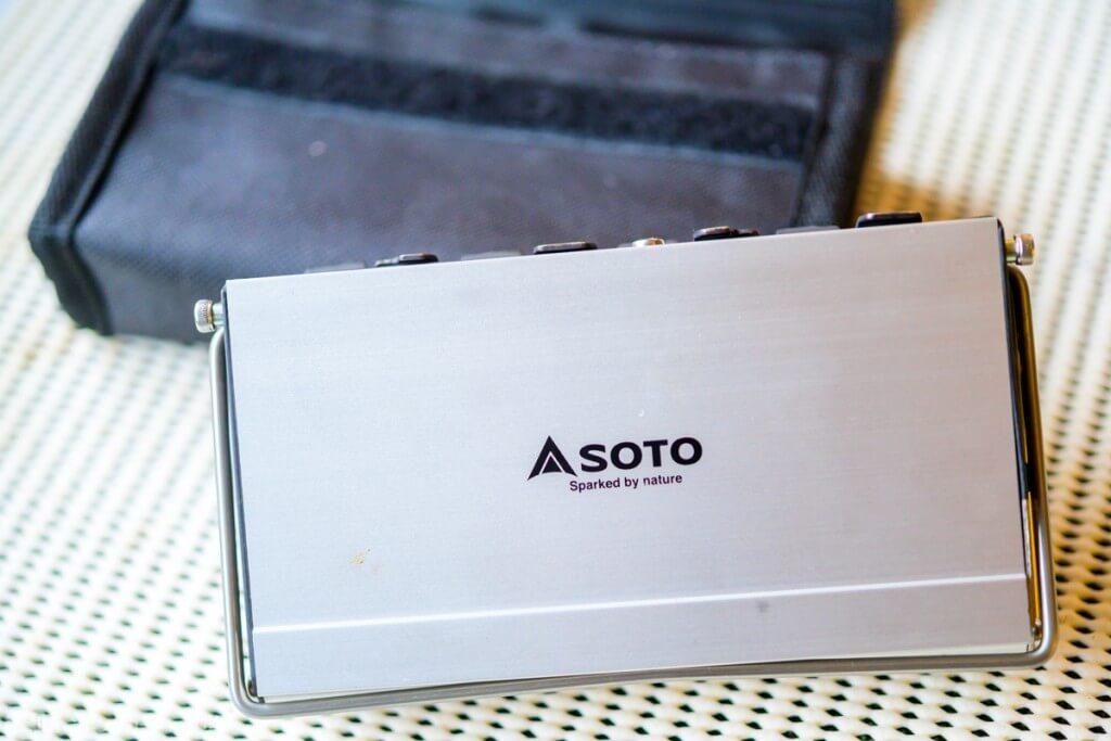 SOTO ST-320の外観