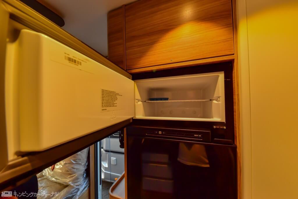大容量の冷蔵庫