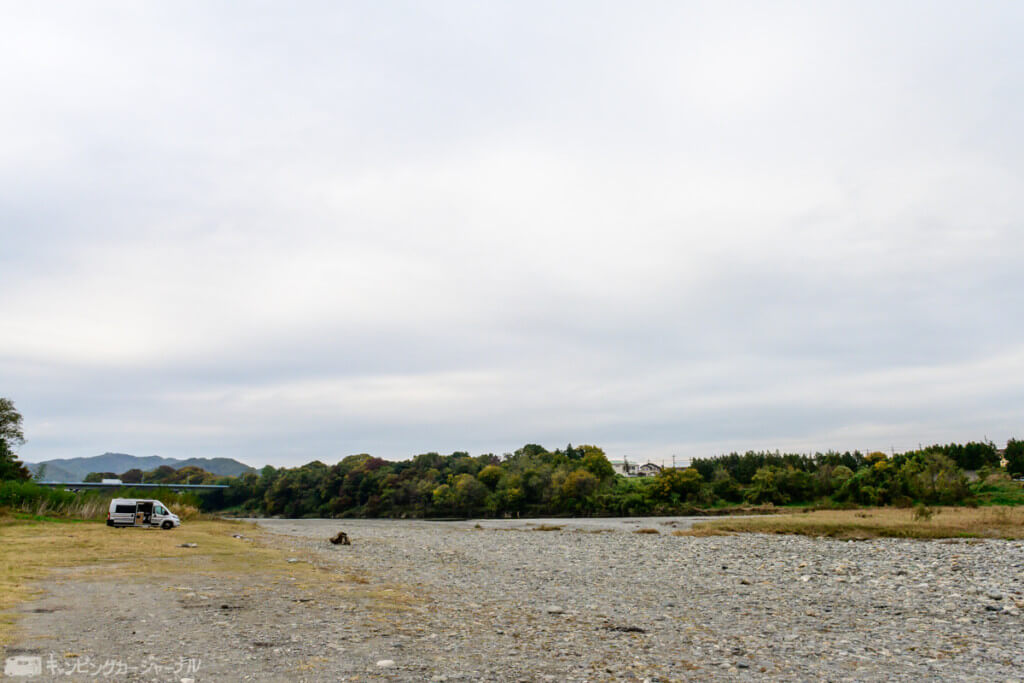 カワセミ河原