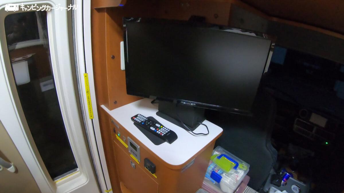 クレアエボリューションのテレビ