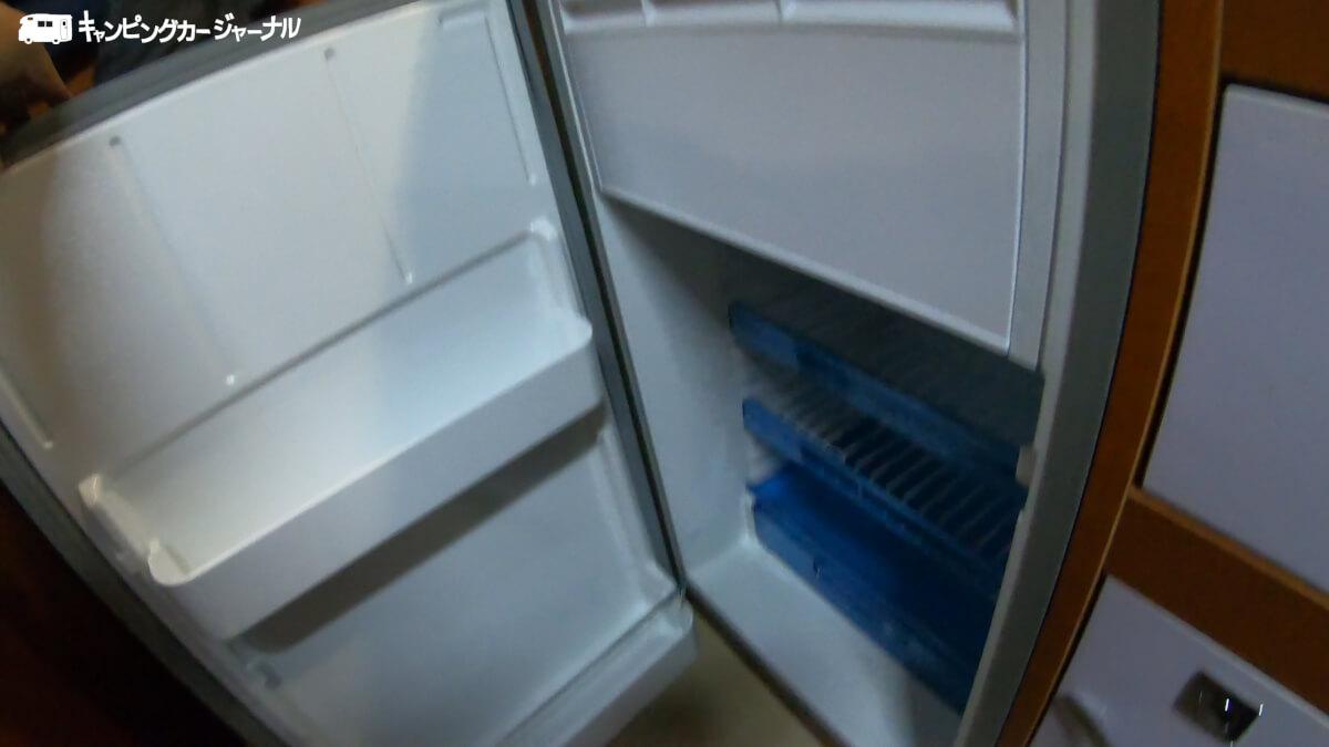 クレアエボリューションの冷蔵庫