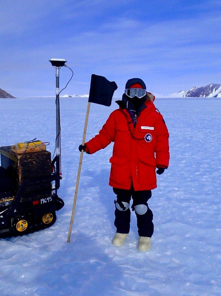 南極での生活