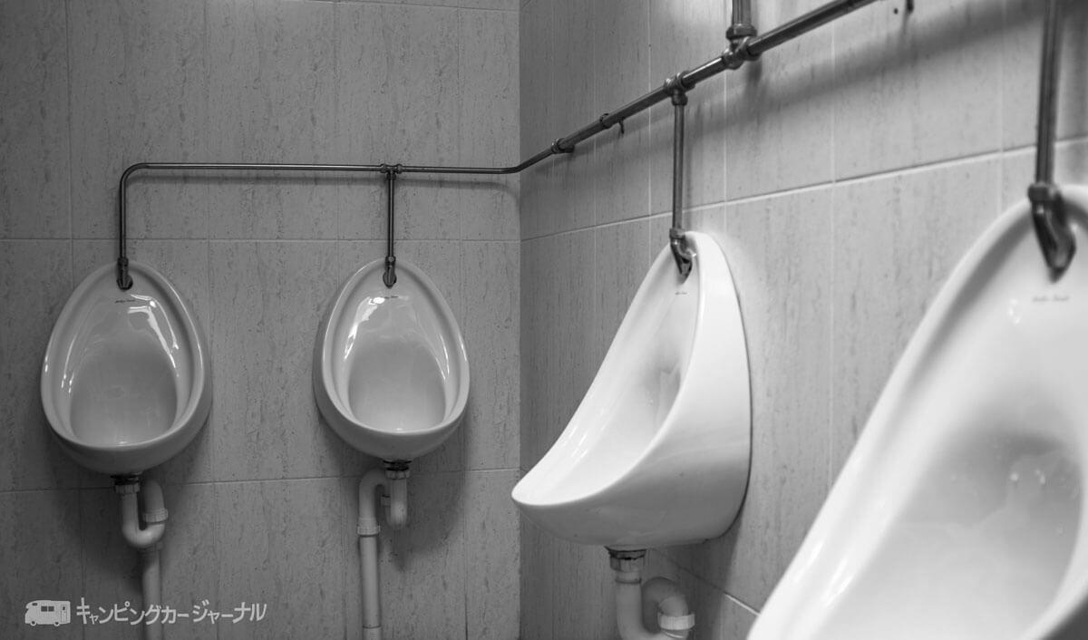 避難所生活のトイレ