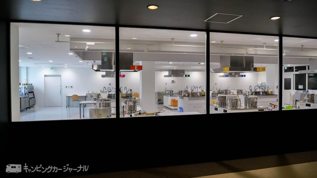 キリンビール横浜工場のビール体験