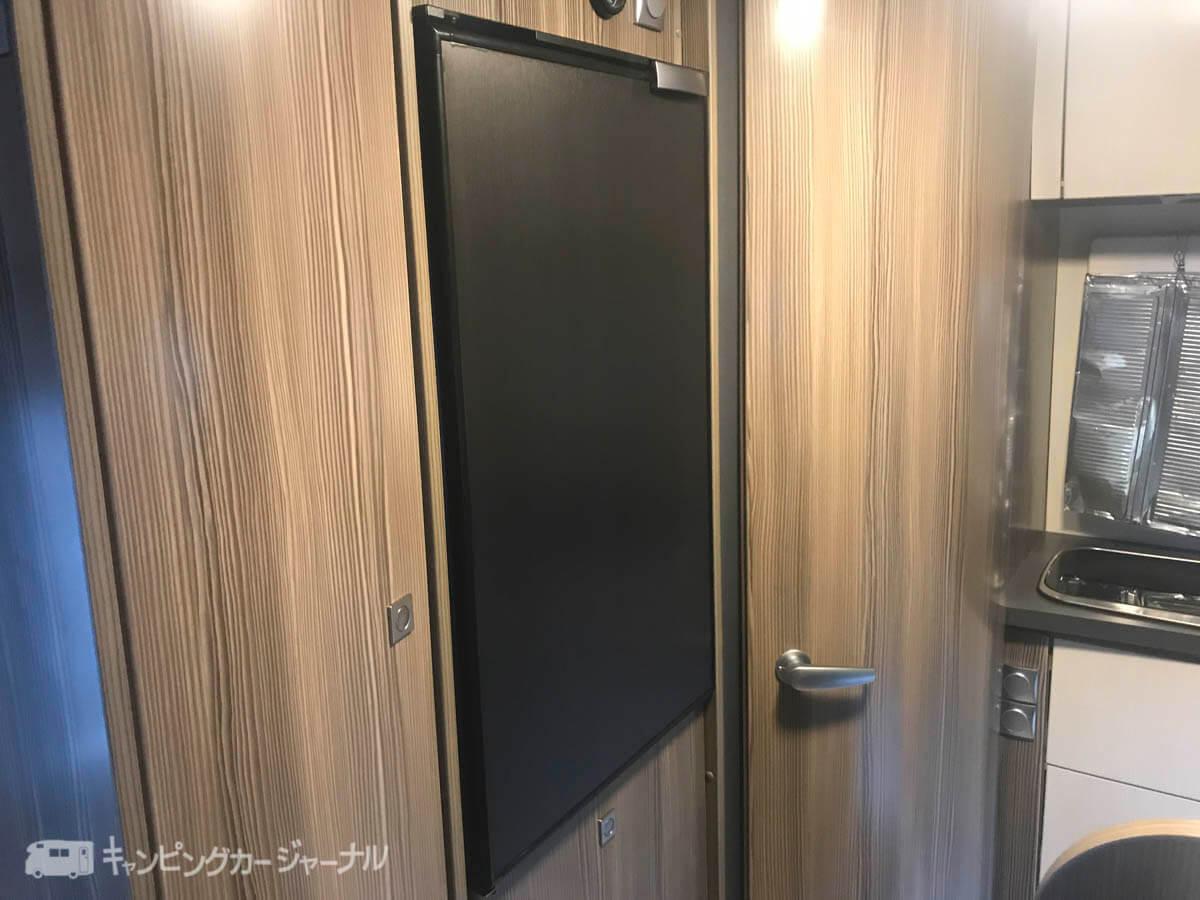 バンテックZiLの冷蔵庫